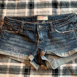 GRG denim shorts
